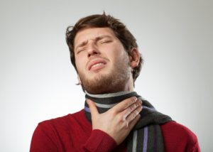 Tonsillitis / Mandelentzündung